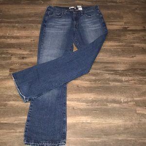 LEVI'S 515 Boot Cut Jeans~sz 8M~